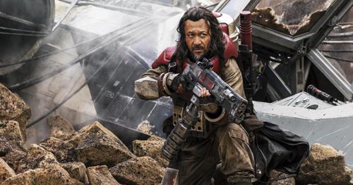 Bất ngờ với vai hiệp sĩ mù của Chân Tử Đan trong bom tấn Star War - 4