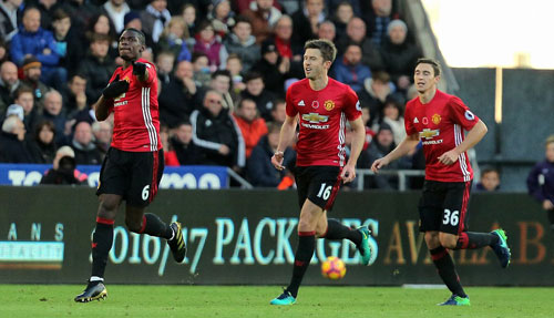 MU: Đấu Arsenal, Mourinho hãy tin dùng Carrick - 2