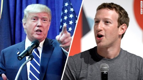 Bị tố gây ảnh hưởng kết quả bầu cử, Facebook đáp trả - 1