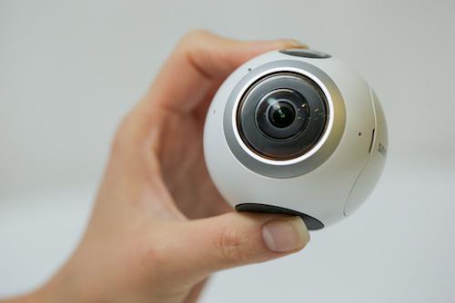 """5 điểm độc đáo của """"mắt thần"""" 360 độ Samsung Gear 360 - 1"""