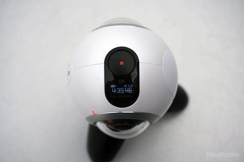 """5 điểm độc đáo của """"mắt thần"""" 360 độ Samsung Gear 360 - 4"""