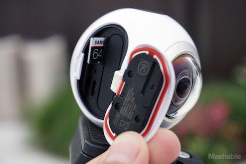 """5 điểm độc đáo của """"mắt thần"""" 360 độ Samsung Gear 360 - 5"""