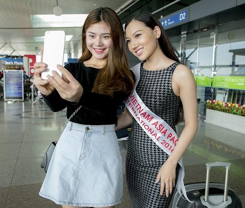 Thêm 1 mỹ nữ Việt tươi mơn mởn đi thi sắc đẹp quốc tế - 4