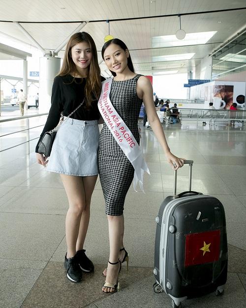 Thêm 1 mỹ nữ Việt tươi mơn mởn đi thi sắc đẹp quốc tế - 5