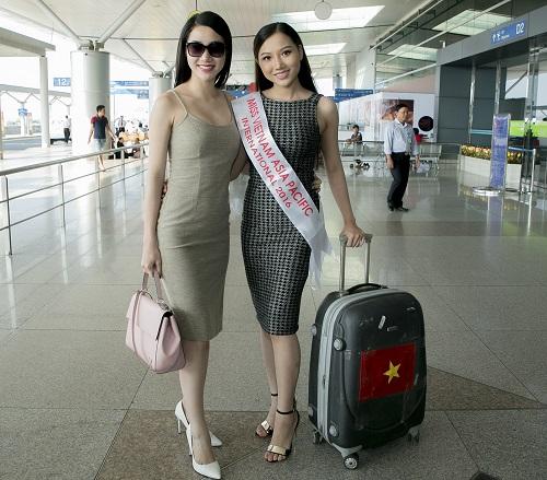 Thêm 1 mỹ nữ Việt tươi mơn mởn đi thi sắc đẹp quốc tế - 6
