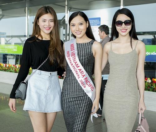 Thêm 1 mỹ nữ Việt tươi mơn mởn đi thi sắc đẹp quốc tế - 7