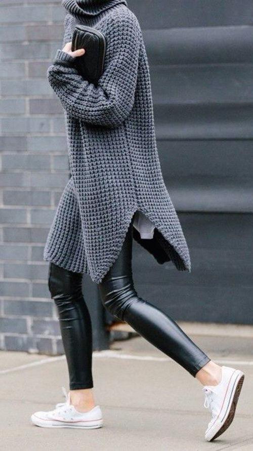 5 sai lầm các nàng thường mắc phải khi diện legging - 1