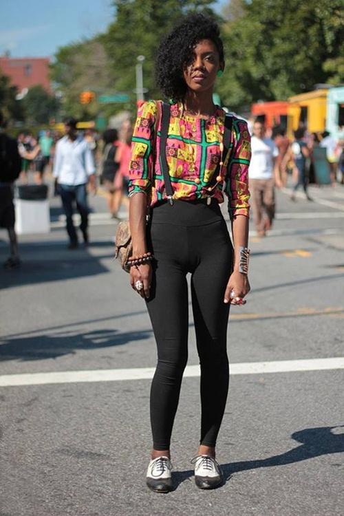 5 sai lầm các nàng thường mắc phải khi diện legging - 6