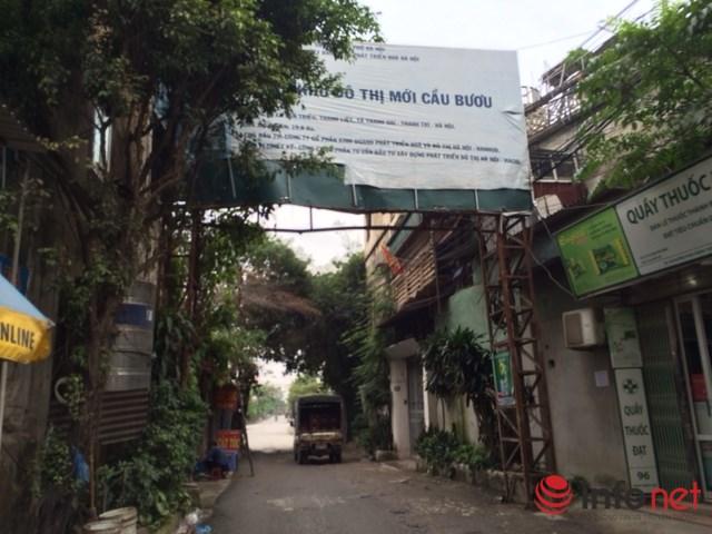 """HN: Biệt thự """"bỏ hoang"""" mất giá, rao bán dưới 40 triệu đồng/m2 - 1"""