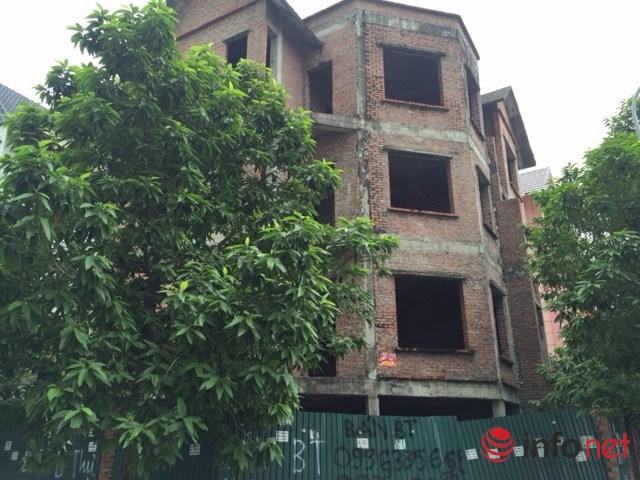 """HN: Biệt thự """"bỏ hoang"""" mất giá, rao bán dưới 40 triệu đồng/m2 - 4"""