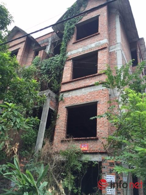 """HN: Biệt thự """"bỏ hoang"""" mất giá, rao bán dưới 40 triệu đồng/m2 - 5"""