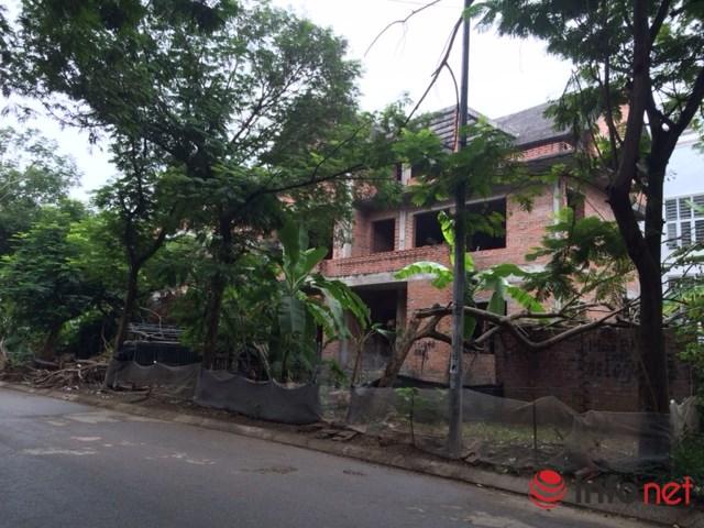 """HN: Biệt thự """"bỏ hoang"""" mất giá, rao bán dưới 40 triệu đồng/m2 - 6"""