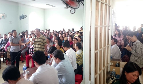 Ninh Thuận: Quyết di dời chợ Tấn Tài - 1