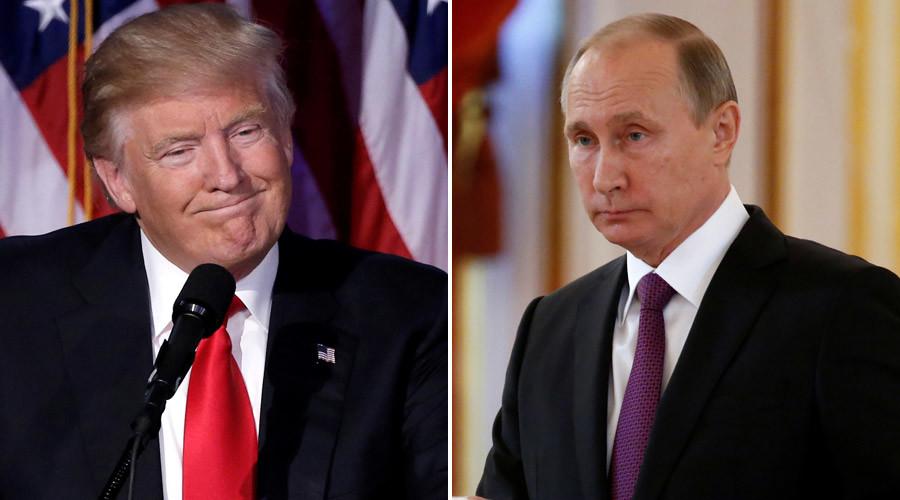 Lần đầu điện đàm, Trump và Putin nói gì? - 1