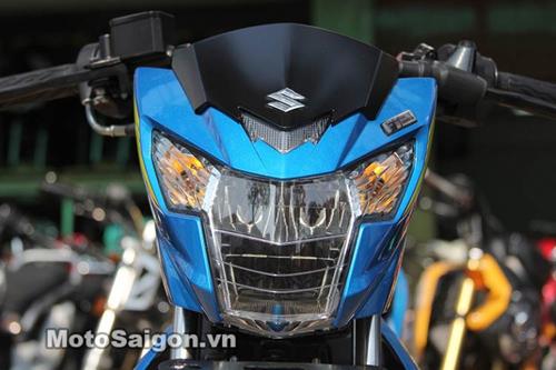 Satria F150 2016 giá 90 triệu đồng cập bến Việt Nam - 5