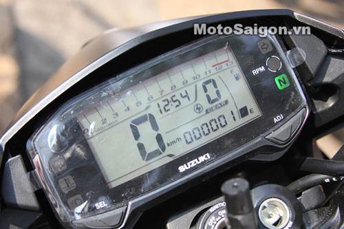 Satria F150 2016 giá 90 triệu đồng cập bến Việt Nam - 7