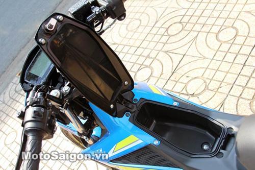 Satria F150 2016 giá 90 triệu đồng cập bến Việt Nam - 9