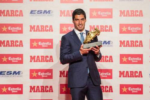 Top 5 tiền đạo hay nhất châu Âu: Messi, Ronaldo mất tích - 5