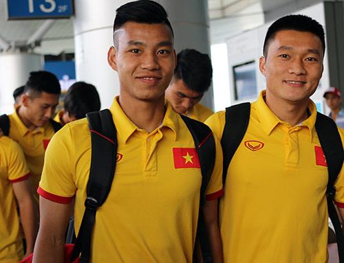 Tuyển Việt Nam tới Myanmar, sắp xung trận đua cup vàng - 6