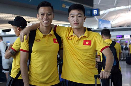 Tuyển Việt Nam tới Myanmar, sắp xung trận đua cup vàng - 8