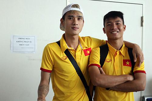 Tuyển Việt Nam tới Myanmar, sắp xung trận đua cup vàng - 10