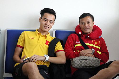 Tuyển Việt Nam tới Myanmar, sắp xung trận đua cup vàng - 11