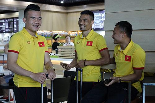 Tuyển Việt Nam tới Myanmar, sắp xung trận đua cup vàng - 13