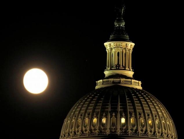 Ngắm siêu trăng lớn nhất 70 năm qua trên toàn thế giới - 6