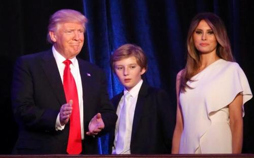 Donald Trump dạy con không hư hỏng dù sống nhung lụa - 9