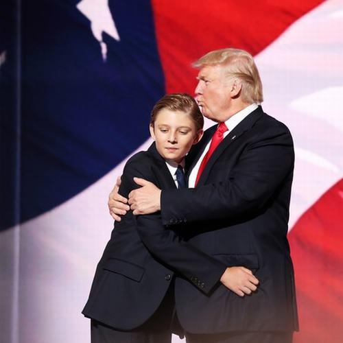 Donald Trump dạy con không hư hỏng dù sống nhung lụa - 10
