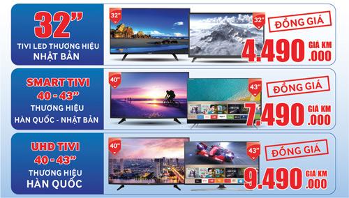 Tivi UHD/4K - Xu hướng tất yếu của mùa mua sắm cuối năm 2016 - 1