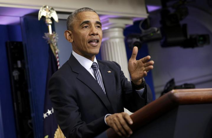 Obama: Trump sẽ thức tỉnh khi tiếp quản Nhà Trắng - 1