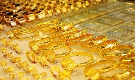 Giá vàng hôm nay 15/11: Đảo chiều tăng lên 36 triệu đồng - 1