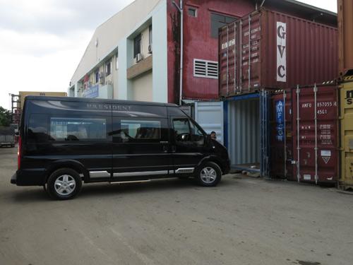 DCar xuất khẩu lô xe DCar President đầu tiên sang thị trường Kuwait - 6