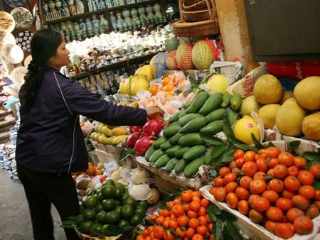 Nhập 120 ngàn tấn trái cây TQ về ăn: Dư lượng hóa chất ở mức an toàn! - 1