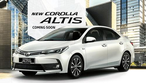 Chi tiết Toyota Altis mới sắp về Việt Nam - 1