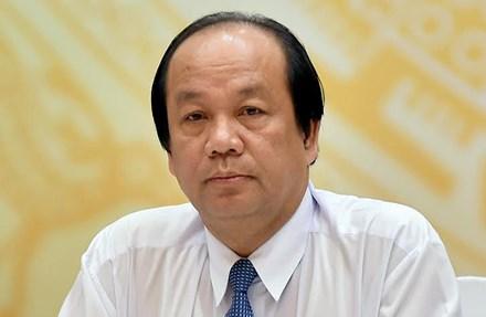 Chính phủ bàn hướng xử lý nguyên Bộ trưởng Vũ Huy Hoàng - 1