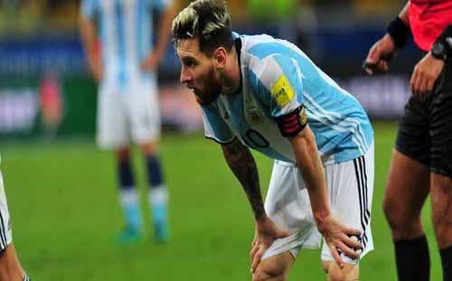 "Argentina – Colombia: Chờ ""Đấng cứu thế"" Messi - 1"