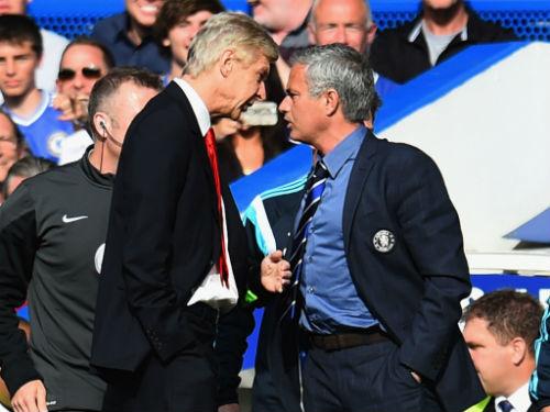 MU đại chiến Arsenal: Điểm tựa Mourinho và Old Trafford - 1