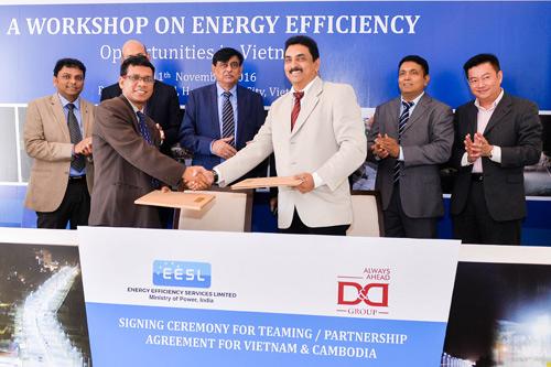 Lễ ký kết thoả thuận hợp tác sử dụng các dịch vụ tiết kiệm năng lượng hiệu quả - 2