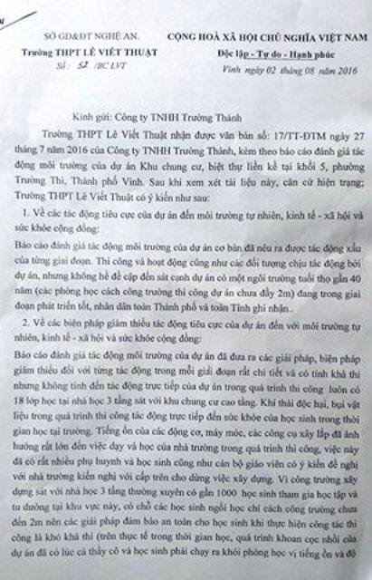 Sập cần cẩu ở Nghệ An: Nhiều học sinh hoảng loạn - 4