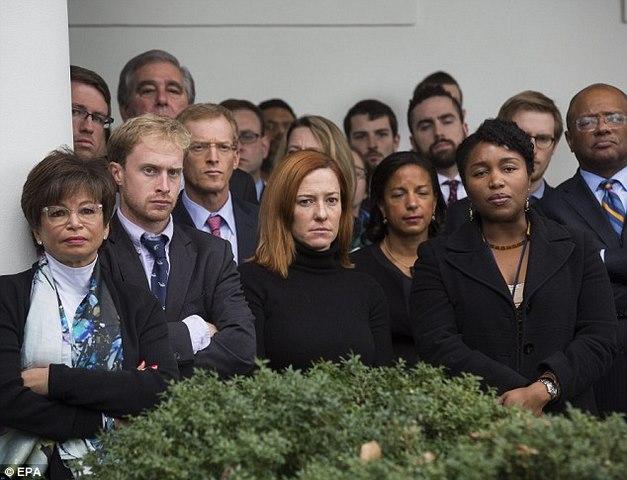 Trump choáng vì phải thay quá nhiều nhân viên Nhà Trắng - 2