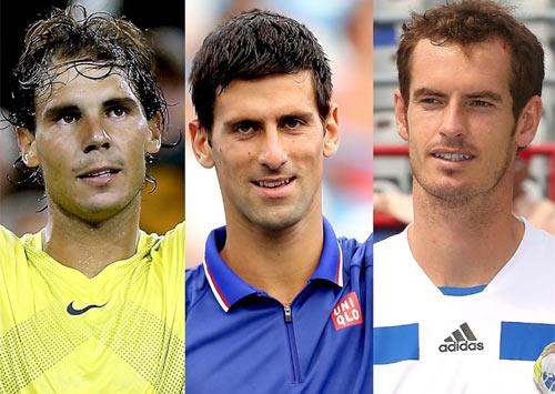 Nadal trở lại, quyết tranh số 1 cùng Murray, Djokovic - 1