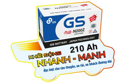 Ắc quy GS - thương hiệu Nhật cho người Việt, vì người Việt - 2