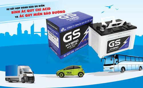 Ắc quy GS - thương hiệu Nhật cho người Việt, vì người Việt - 3