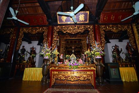 Vẻ cổ kính của ngôi chùa đẹp nhất thế giới ở Việt Nam - 13