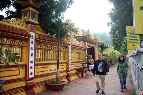 Vẻ cổ kính của ngôi chùa đẹp nhất thế giới ở Việt Nam - 18