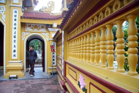 Vẻ cổ kính của ngôi chùa đẹp nhất thế giới ở Việt Nam - 2