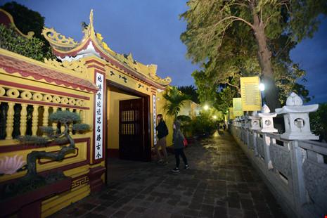 Vẻ cổ kính của ngôi chùa đẹp nhất thế giới ở Việt Nam - 3