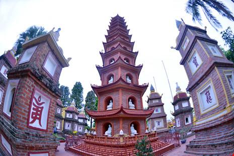 Vẻ cổ kính của ngôi chùa đẹp nhất thế giới ở Việt Nam - 8